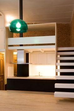Gallery of Loft Andrés Borrego / Beriot, Bernardini Arquitectos - 4