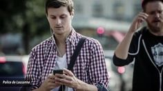 Shocking Swiss Ad Aims To Prevent Phone Distractions http://dai.ly/x2plp3n/164357