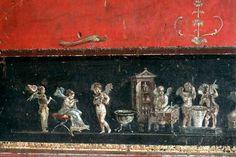 Pompeii Cupids