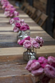 I love peonies, not this color though but peonies are a definite must at some point in the wedding