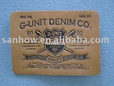 leather label patches - Google Search