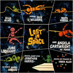 A Mythical Monkey writes about the movies: TV's Lost in Space, Part Never Fear, Smith Is Here (From Pilot to Airwaves) Jonathan Harris, East Los Angeles College, Star Trek, Sci Fi Tv Shows, Tv Land, Lost In Space, Old Tv, Classic Tv, Special Guest