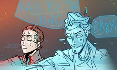 after choosing him on my second save file, I feel so evil and I hate it cause I think that maybe Fiona thought that I don't trust her. Handsome Jack Borderlands, Borderlands 1, Tales From The Borderlands, Jack Johns, Game Art, Comics, Anime, Videogames, Fictional Characters