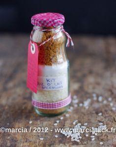 Zestaw do budynia ryżu Speculoos - Emanuel Sos Recipe, Sos Cookies, Macarons, Gourmet Gifts, Meals In A Jar, Christmas Mood, Jar Gifts, Diy Food, Homemade Gifts