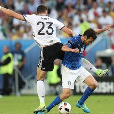 Mario #Gomez contro Marco #Parolo