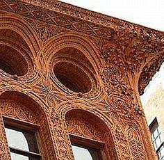 Guaranty Building Buffalo NY, Louis Sullivan