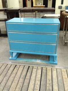 Heirloom piece, HC13-705-CN, in Turquoise finish