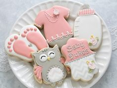 120 Best Baby Shower Decorated Cookie Ideas Images Baby Shower