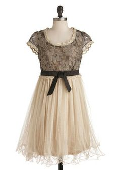 Chance for Romance Dress, #ModCloth #homecoming #formal
