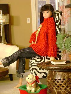 Momoko loves Barbie 3 by Wandy in Pensacola, via Flickr