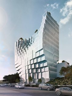 K-1299 is a mixed use building in the heart of Beirut city in Lebanon. The designs presented have been chosen as three important and varying solutions which ...