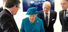 Andrew V. Pestano Feb. 14 (UPI) -- Queen Elizabeth II inaugurated Britain's new National Cyber Security Center that will work to protect…