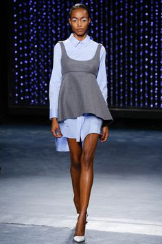 Milly Fall 2016 Ready-to-Wear Fashion Show  http://www.theclosetfeminist.ca/  http://www.vogue.com/fashion-shows/fall-2016-ready-to-wear/milly/slideshow/collection#23