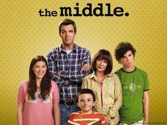 No meio dos livros: Série da semana - The Middle : Uma família perdida...