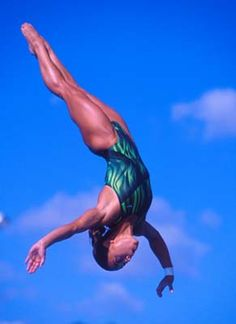 Olympic Diving