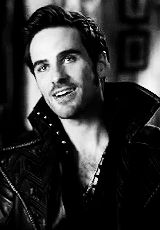 Colin O'Donoghue - Killian Jones -Captain Hook - Captain Swan - Once Upon A Time