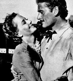 Olivia de Havilland and Errol Flynn. perfection.