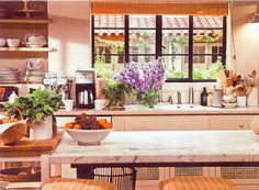 It's Complicated - Nancy Meyers' Sets. This is my favorite kitchen.