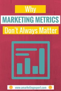 Why marketing metric