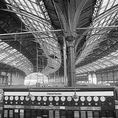 Results of conducting a search of the ViewFinder database of historic photographs of England. Brighton East Sussex, Brighton And Hove, Old Train Station, South East England, English Heritage, Trains, Motorcycles, Memories, Sea