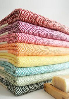 SALE 50% OFF Diamond Bathstyle Turkish BATH Towel Peshtemal -A- Bath, Beach, Spa, Swim, Pool Towels