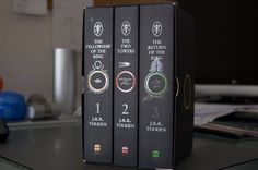 Another Lord of the Rings box set...