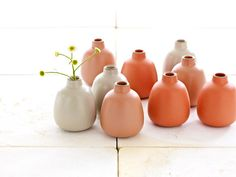 Coral-Heath Ceramics, NEW Summer '12 collection -