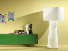 BIG SHADOW Floor Lamps & Table Lamps by Marcel Wanders from CAPPELLINI (1998)-6
