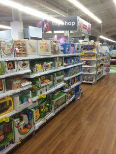 Asda Living - Thurrock - Toys - Interactivity - Fun - Landscape - Layout - Visual Merchandising - www.clearretailgroup.eu