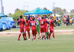 Grande Sports Academy Soccer Team - Real Salt Lake - Arizona