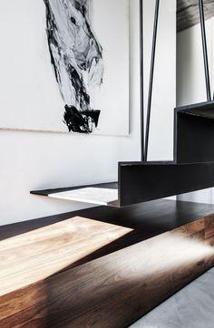 toledano architects / duplex penthouse, tel aviv