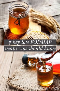 7 key low FODMAP swaps you should know | A Less Irritable Life