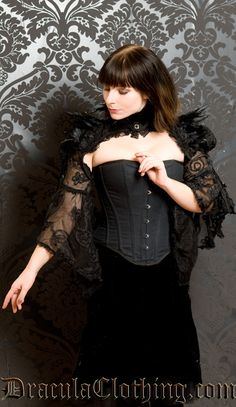 #Goth $69 from www.draculaclothing.com