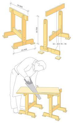 Bygg en bock - byggbeskrivning