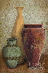 Jean Plout Art - Still Life-G by Jean Plout