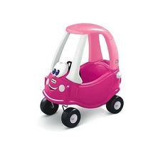 Little Tikes Rosy Cozy Coupe - Pink