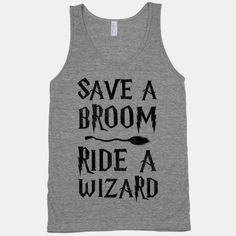 #broom #wizard