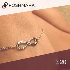 Infinity Bracelet x 4 for nicrush Reserved bundle Jewelry
