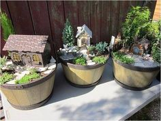 How to Create a Miniature Garden