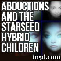 Thousands of accounts of abductions can be attributed to the alien/human hybridization agenda. Have humans volunteered to help a race that could no longer have offspring, and if so will we get to meet these hybrid children?