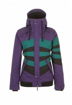 Nomis Fallout Snowboard Jacket - Women's
