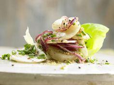 Smarter Limburger Cheese Salad with Apple Dressing | Eat Smarter