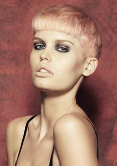Hair: Richi Grisillo Photo: Jack Eames Make up: Leticia Dare Styling: Mikele Simone Products: Toni&Guy