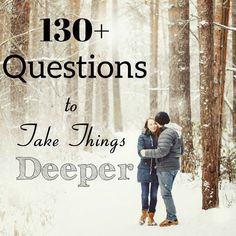 Deep Questions to Ask Your Boyfriend Find out how compatible you and your boyfriend are by having a question/answer session with deep questions that will help you both learn more about each other. Questions To Get To Know Someone, Deep Questions To Ask, Getting To Know Someone, This Or That Questions, Intimate Questions, Couple Questions, Dating Questions, 21 Questions, Journal Questions