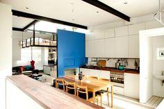 Studio Kitchen - Kitchen Design Ideas & Pictures – Small Kitchen Decorating Ideas (houseandgarden.co.uk)