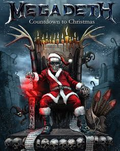 Congrats to our Megadeth Christmas Card 2015 Contest Winners! Brian Daigle takes 1st place and wins a call from Dave Mustaine on Christmas Day, a Peace Sells signed guitar and more! See the list of top 10 winners and their winning cards here: smarturl.it/2015cardwinners