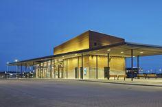 Amhult Travel Centre by Kanozi Arkitekter. #transportaward #WANawards #Gothernburg #Sweden #architecture