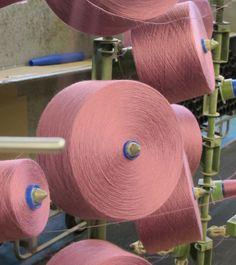 Bergère de France - Bobines Pink Painting, Textiles, Pink Lady, Hats, Cotton, Hosiery, Hat, Pink Ladies, Hipster Hat