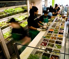 sweetgreen, one of our very favorite local supporters