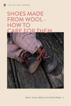 For a few years now, we've been producing very special winter Wildling shoes with sometimes both outer material and lining made of wool. picture: Wildling Shoes #minimalshoes #sustainability #fairfashion #barefootshoes #winter #wool Vegan Fashion, Slow Fashion, Minimal Shoes, Barefoot Shoes, Natural Parenting, Vegan Shoes, Natural Life, Winter Shoes, Sustainable Fashion